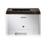 Imprimanta Laser Color Samsung CLP-415n, 18ppm, 600x600 dpi, Retea, USB, Fara Cartus, Second Hand Imprimante Second Hand