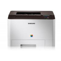 Imprimanta Laser Color Samsung CLP-415n, 18ppm, 600x600 dpi, Retea, USB, Fara Cartus