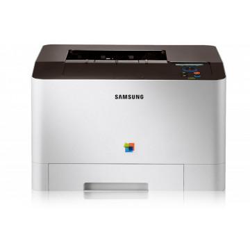 Imprimanta Laser Color Samsung CLP-415N, A4, 18ppm, 600 x 600 dpi, Retea, USB Imprimante Second Hand