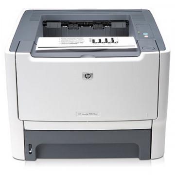 Imprimanta Laser HP LaserJet P2015N, 1200 x 1200 dpi, 27 ppm, USB 2.0, Retea, Cartus nou compatibil 3k Imprimante Second Hand