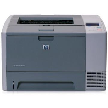 Imprimanta laser HP LasetJet 2420, monocrom, 30 ppm, 1200 x 1200, USB, Cartus Nou Imprimante Second Hand