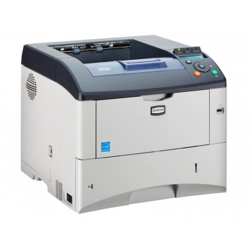 Imprimanta Laser Kyocera FS-4020DN, Monocrom, Duplex, Retea, USB, 45ppm, 1200 x 1200 dpi Imprimante Second Hand