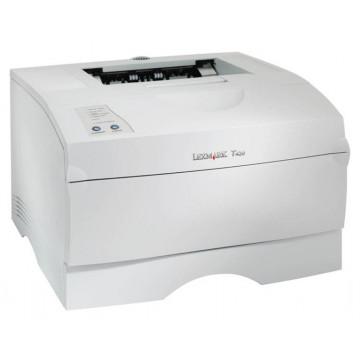 Imprimanta Laser Lexmark T420, Duplex , Retea, USB, Paralel, 600 x 600 dpi, A4 Imprimante Second Hand