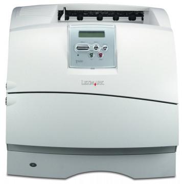 Imprimanta Laser Lexmark T630, Monocrom, 1200 x 1200 dpi, 35 ppm, A4, USB Imprimante Second Hand