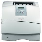 Imprimanta Laser Lexmark T630, Monocrom, 1200 x 1200 dpi, 35 ppm, A4, USB, Duplex, Retea Imprimante Second Hand