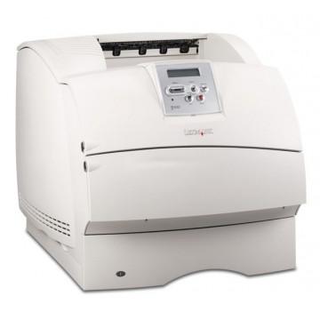 Imprimanta Laser Lexmark T632, 1200 x 1200 dpi, USB, 40 ppm, Monocrom Imprimante Second Hand