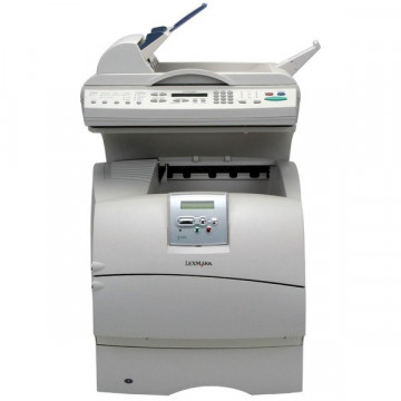Imprimanta Laser Lexmark T632 + 3100 MFP, Scanner Copiator, USB, 40 ppm, 1200 x 1200 dpi Imprimante Second Hand