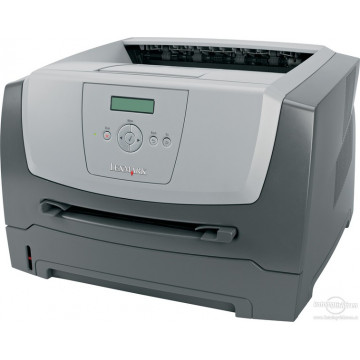 Imprimanta Laser Monocom Lexmark E352DN, Duplex, Retea, USB, 35 ppm, A4 Imprimante Second Hand