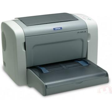 Imprimanta Laser Monocrom A4 Epson EPL-6200, 1200 x 1200, Paralel, USB + Cartus nou compatibil Imprimante Second Hand