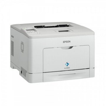 Imprimanta Laser Monocrom A4 EPSON M300DN, 35 ppm, Duplex, Retea, USB, Photoconductor Low Imprimante Second Hand