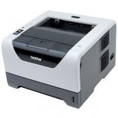 Imprimanta Laser Monocrom Brother HL-5350DN, Duplex, Retea, USB, 1200 x 1200 dpi, Cartus si Unitate Drum Noi, Second Hand Imprimante Second Hand