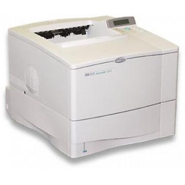 Imprimanta Laser Monocrom HP LaserJet 4100DN, Duplex, A4, 25 ppm, 1200 x 1200, Retea, Second Hand Imprimante Second Hand