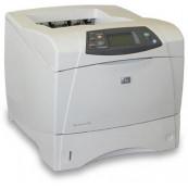 Imprimanta Laser Monocrom HP LaserJet 4200N, 35 ppm, 1200 x 1200, Paralel, Retea Imprimante Second Hand