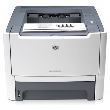 Imprimanta Laser Monocrom HP LaserJet P2015N, A4, 27ppm, 1200 x 1200dpi, Retea, USB, Toner Nou 2.5k, Second Hand Imprimante Second Hand