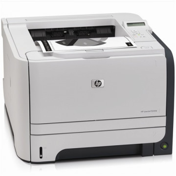Imprimanta Laser Monocrom HP LaserJet P2055DN, Duplex, A4, 35 ppm, 1200 x 1200 dpi, USB, Retea, Toner Nou 6.5k Imprimante Second Hand