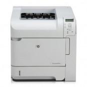 Imprimanta Laser Monocrom HP LaserJet P4014, A4, 45 ppm, Retea, USB, Second Hand Imprimante Second Hand
