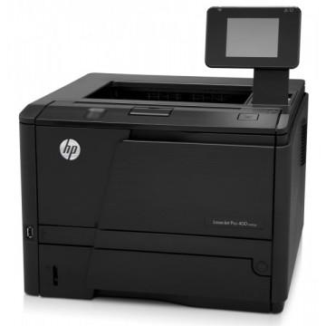 Imprimanta Laser Monocrom HP M400 401D, Duplex, USB, 35 ppm