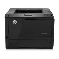 Imprimanta Laser Monocrom HP M401D, USB, 1200x1200 dpi, 35 ppm, Duplex, Cartus Nou 6.5k