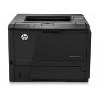 Imprimanta Laser Monocrom HP M401DW, USB, 1200x1200 dpi, 35 ppm, Duplex, Wireless