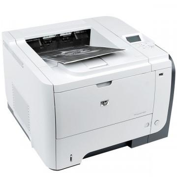 Imprimanta Laser Monocrom HP P3015DN, Duplex, A4, 42 ppm, 1200 x 1200 dpi, Retea, USB, Toner 6k 100%, Second Hand Imprimante Second Hand