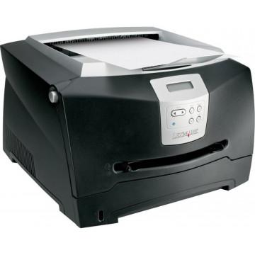 Imprimanta Laser Monocrom Lexmark E340, USB, Paralel, 30 ppm, 1200 x 1200 dpi Imprimante Second Hand
