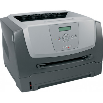 Imprimanta Laser Monocrom Lexmark E350D, Duplex, A4, 35 ppm, 600 x 600 dpi, USB, Parallel Second Hand