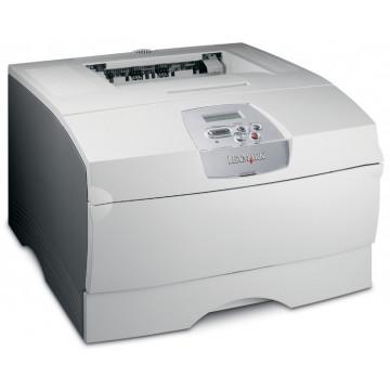 Imprimanta laser monocrom Lexmark T430DN, Duplex, Retea, 30 ppm, USB, Paralel Imprimante Second Hand