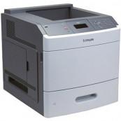 Imprimanta Laser Monocrom Lexmark T650N, A4, 45ppm, 1200 x 1200, Retea, USB Imprimante Second Hand