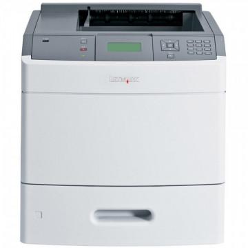 Imprimanta laser monocrom Lexmark T652N, USB, Retea, 48 ppm Imprimante Second Hand