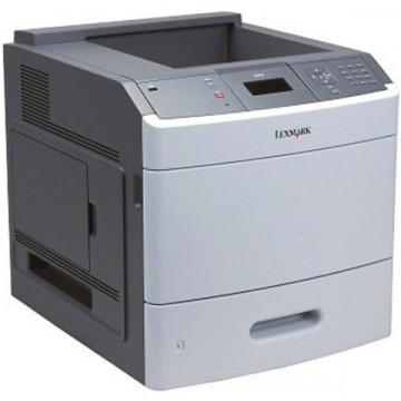 Imprimanta laser monocrom Lexmark T654N, Retea, 53ppm Imprimante Second Hand