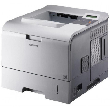 Imprimanta Laser Monocrom Samsung ML-4050DN, A4, 38 ppm, 1200 x 1200, Paralel, Retea, USB Imprimante Second Hand