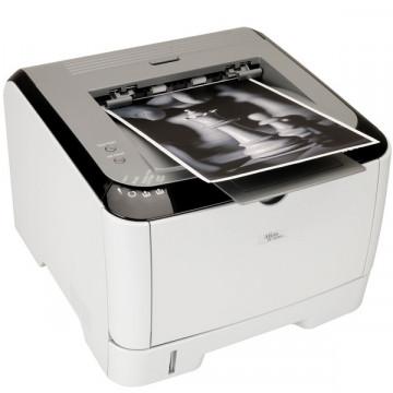 Imprimanta laser Ricoh SP3400N, A4, Monocrom, 600 x 600 dpi, 30 ppm, Retea Imprimante Second Hand