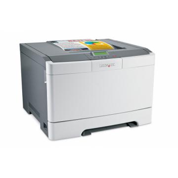 Imprimanta LEXMARK C543DN, 21 PPM, Duplex, Retea, USB, 1200 x 1200, Laser, Color, A4  Imprimante Second Hand