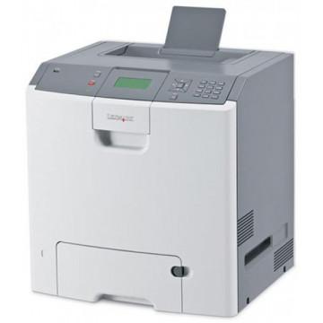 Imprimanta LEXMARK C736dn, 35 PPM, 1200 x 1200 DPI, Duplex, Retea, USB, A4, Color Imprimante Second Hand
