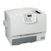 Imprimanta Lexmark C782, Laser Color, A4, 1200 x 1200 dpi, 40 ppm, Retea, Second Hand Imprimante Second Hand