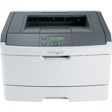 Imprimanta LEXMARK E360D, 38 ppm, Duplex, USB, 1200 x 1200, Laser, Monocrom, A4 Imprimante Second Hand
