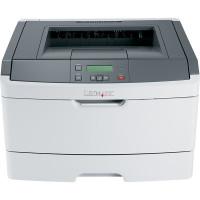 Imprimanta LEXMARK E360DN, 38 ppm, Duplex, Retea, USB, 1200 x 1200, Laser, Monocrom, A4