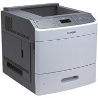 Imprimanta LEXMARK T654DN, 53 PPM, Duplex, Retea, 1200 x 1200, Laser, Monocrom, A4, Toner Low