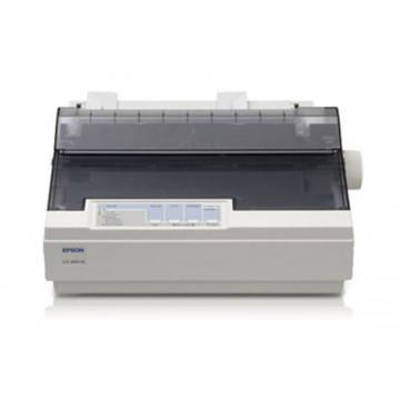 Imprimanta matriceala A4 Epson LX300+ II Imprimante Second Hand