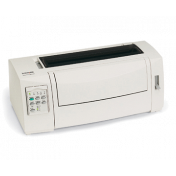 Imprimanta matriciala Lexmark 2490-100, 360 x 360 dpi, 465 cps fast draft Imprimante Second Hand