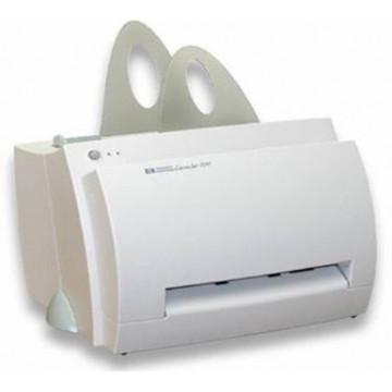 Imprimanta monocrom HP LaserJet 1100, lipsa suporti hartie Imprimante Second Hand