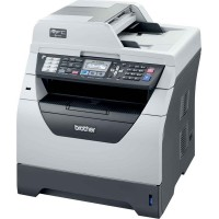 Imprimanta Multifunctionala Brother MFC-8380DN, 30 PPM, 1200 x 1200 DPI , Duplex, Retea, A4, Monocrom