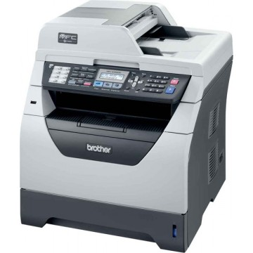Imprimanta Multifunctionala Brother MFC-8380DN,30 PPM, 1200 x 1200 DPI , Duplex, Retea, A4, Monocrom  Imprimante Second Hand