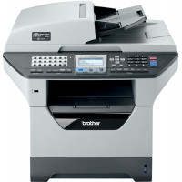 Imprimanta Multifunctionala Brother MFC-8880DN, Duplex, retea, USB, Scaner, Copiator, Fax