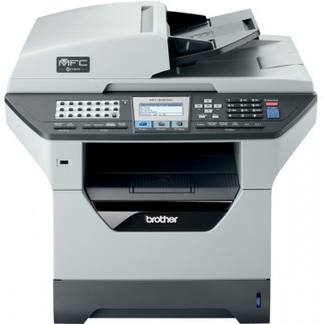 Imprimanta Multifunctionala Brother MFC-8880DN, Duplex, retea, USB, Scaner, Copiator, Fax Imprimante Second Hand