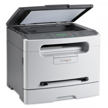 Imprimanta multifunctionala Lexmark x203N, Copiator, Scanner