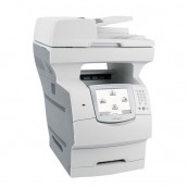 Imprimanta Multifunctionala Lexmark X646e, Copiator, Fax, Scanner, USB, Monocrom, Retea Imprimante Second Hand