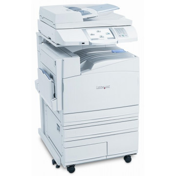 Imprimanta Multifunctionala Lexmark X945e, A3 color MFP, 45ppm, Copiator, Scaner, Fax Imprimante Second Hand