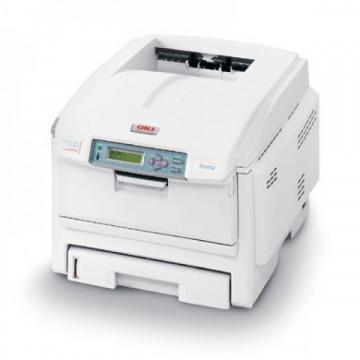 Imprimanta OKI ES2032, 32 PPM, USB, Retea, 1200 x 600, Laser, Color, A4 Imprimante Second Hand
