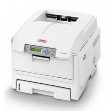 Imprimanta OKI ES2632A4, 32 PPM, Duplex, Retea, USB, Parallel, 1200 x 600, Laser, Color, A4 Imprimante Second Hand